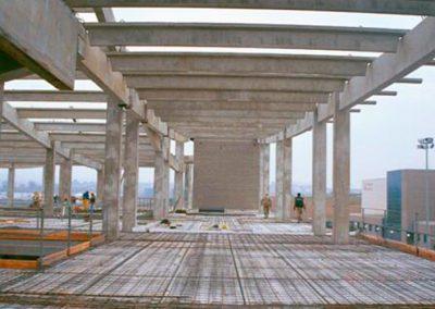 Edificio De Oficinas Boheringer Ingelheim - STQ Project Construction Management