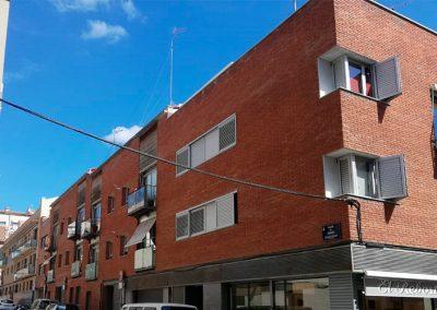 Edificio Plurifamiliar Pare Llaurado en Terrassa - STQ project construction management