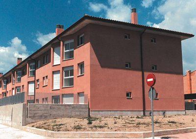 Edificio Plurifamiliar Cardedeu STQ Project Construction Management