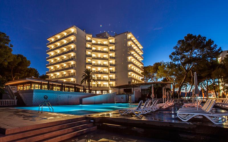 Hotel Pax y Barracuda Magaluf
