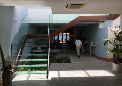 Hotel Gecko Formentera STQ Project Construction Management