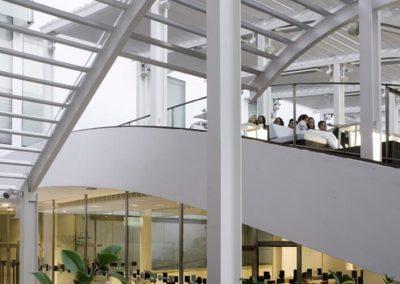 Museo Thyssen Madrid STQ Project Construction Management