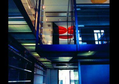 Oficinas M1 - STQ Project construction Management