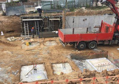 Edificio Plurifamiliar Alella Barcelona - STQ Project Construction Manager