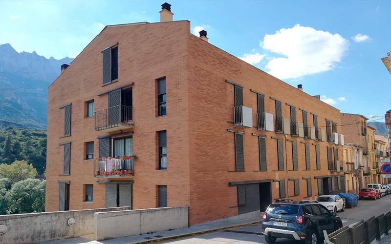 Edificio Plurifamiliar Monistrol