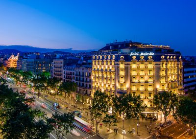 Hotel Majestic & Spa Barcelona
